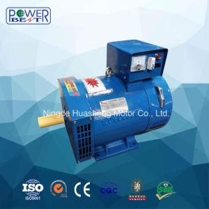 La Syrie bon prix générateur de puissance STC 12kw AC de l'alternateur électrique de la brosse