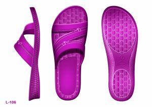 Один цвет PVC Airblowing и техническим вазелином обувь машины литьевого формования