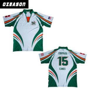 Usura personalizzata di rugby/uniformi di rugby sublimate abitudine/rugby su ordinazione Jersey di sublimazione