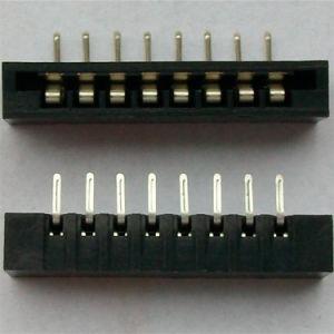 90 Stiftdes weibchens 2.54 des Grad-8 Verbinder mm-FPC