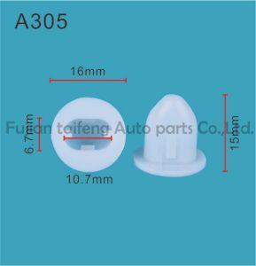 Auto partes separadas, acessório de plástico C497 Carros Clipes Fixadores