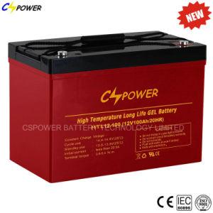 Gel 12V 300ah van de Batterij van China het Navulbare voor het ZonneSysteem van de Pomp