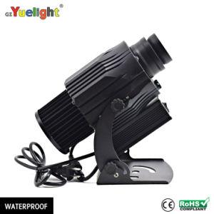 LED de alta potencia 50W Foco de luz el logotipo de uso al aire libre