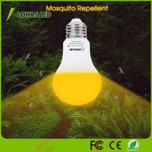 昆虫のカ反発するランプ2000K A19 6WセンサーLEDの電球