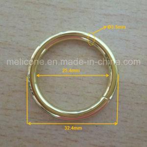 Policromático de alta qualidade O anel de metal
