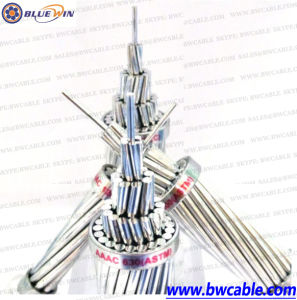 Liga de Alumínio com Alma de Aço CAA fio CAA-XLPE de Alumínio Nu com Alma de Aço revestido de alumínio de Alumínio Nu com Alma de Aço CAA