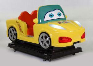 2018 شعبيّة مضحكة سيارة داخليّة ملعب مرئيّة [كيدّي] عمليّة ركوب [أموسمنت برك] جدي أطفال أرجوحة سيارة [غم مشن]