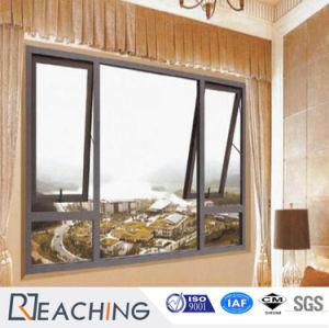Toldo Aliminum estándar australiano de la ventana de cristal templado con malla para la opción