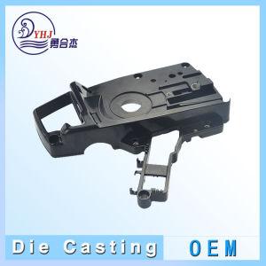 Professional OEM Zinc-Alloy aluminio y piezas de repuesto por moldeado a presión en China