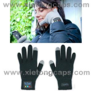 Touchscreen, Handschoenen Smartphone, telefoneer ik Handschoenen Gebreide Handschoen (JRAC036)