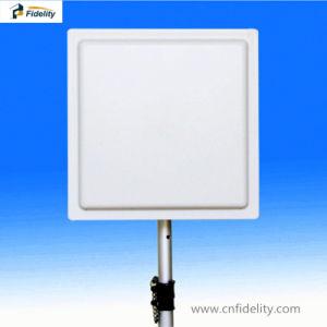 MHz 860~960UHF integrado lector RFID de largo alcance para el seguimiento de vehículos