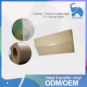 50cm*25m PU 코드 무리 의복을%s 인쇄할 수 있는 열전달 비닐