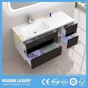 Светодиодный индикатор синий четырех выдвижных ящиков закругленные ванной комнате наружного зеркала заднего вида