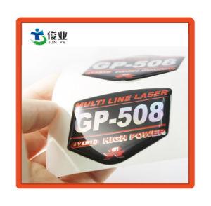 Custom высокое качество 3D-эпоксидного наклейку