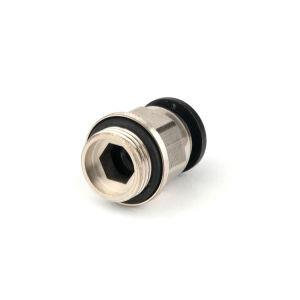 Adaptadores de rosca G neumática con níquel y el anillo tórico Sc4-G01