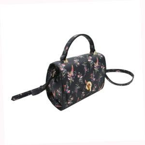 2018 Nouvelle arrivée femme gaufrage Handbag Fashion Sac à bandoulière PU d'impression de gros sac Lady Crossbody nouveau concepteur sac à main