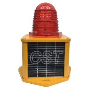 太陽航空機の警報灯