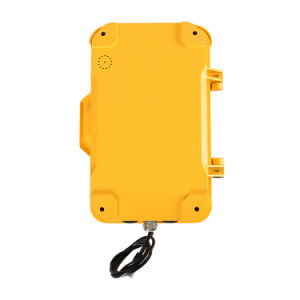 Jr101-Fk полной клавиатуры стены оранжевый VoIP SIP водонепроницаемый телефон