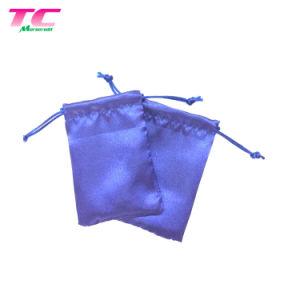 Venda por grosso de seda pequenas viagens acetinado Personalizado Bolsa Ourivesaria Cordão de Bolsa