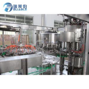 Impianto di imbottigliamento di riempimento minerale dell'acqua potabile della bottiglia automatica dell'animale domestico