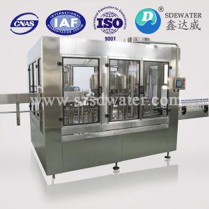 Bom preço automático máquina de enchimento de água engarrafada