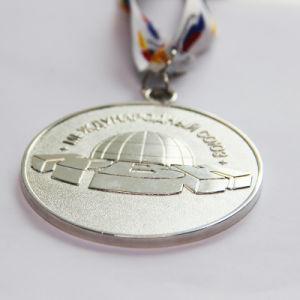 두 배 옆 로고 모래 및 폴란드인 메달