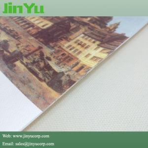 Eco solvente poliéster/algodón Rollo de lienzo artista aceite mate