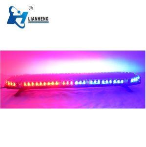 Tir LEIDENE Ziekenwagen die Lichte Staaf waarschuwen (TBD9001)