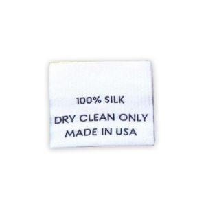 Ropa de logotipo personalizado de alta calidad de impresión en relieve pegatina de la etiqueta de cuero