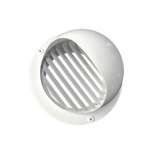 La tapa del respiradero de bola de la rejilla de aluminio persiana clima