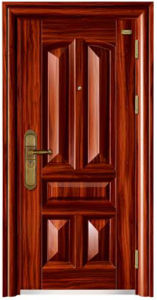 Portello di entrata d'acciaio del portello di obbligazione del portello del metallo del portello (WG-921)