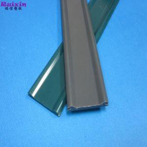 Plástico ABS cinza longa faixa Profile