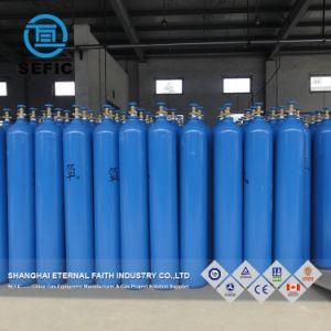 أكسجين عارية ضغطة [سملسّ ستيل] أسطوانة غاز ([إن] [إيس9809])