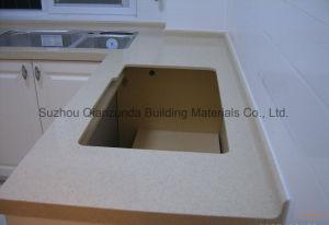 Кухонный стол Кухонные мойки твердой поверхности акрилового волокна