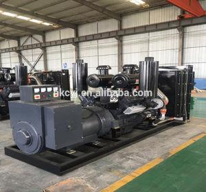 3phase 50/60Hz Diesel 625kVA/500kw Generator