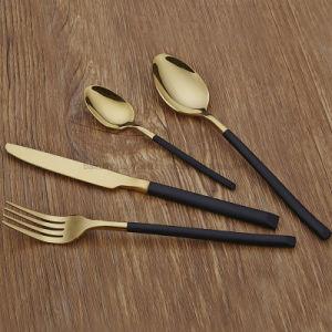 Hot Sale dîner ensemble de couteaux en acier inoxydable avec polissage miroir
