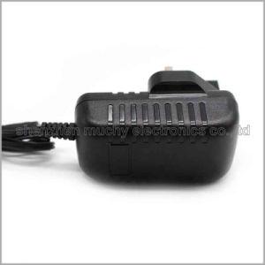 12V3un adaptador de corriente en el Reino Unido 36W con Ce certificado CB