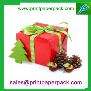 Papel de regalo de Navidad personalizadas Embalaje de dulces / / pastel de chocolate
