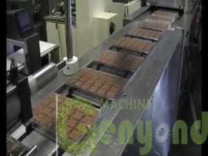 China fabricante da máquina de moldagem de Chocolate profissional