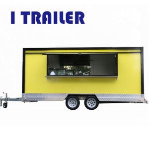 Мобильные столовые питание погрузчика для торговых автоматов бургер