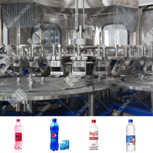 食糧アプリケーションおよび新しい状態の小さい炭酸飲み物の充填機