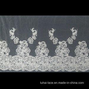 敏感な網の女性ののためのClothesすべての刺繍のレース