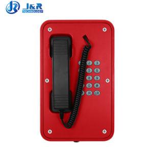 Telefono impermeabile Emergency di vendita del IP della linea diretta industriale calda della piscina