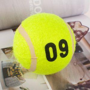 Venda por grosso de várias cores Formação Pet Dog Toy bola de ténis de  brinquedos b0a354a05b447