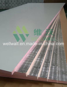 単一の側面カラー送風管のための鋼鉄フェノール混合物のインシュレーション・ボード