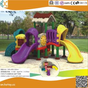高品質は屋外のプラスチック遊園地装置をからかう