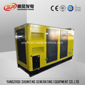 Bajo ruido de 188kVA Yuchai de China de energía eléctrica grupo electrógeno diesel