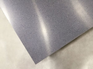 Comme le noir en marbre Surface solide les pierres artificielles de décoration pour Wall Tile/ Panneaux muraux