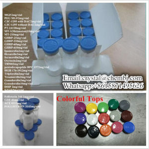 99% Muskel-Gebäude-Peptid Ghrp-6 5mg 10mg CAS 87616-84-0 Ghrp6
