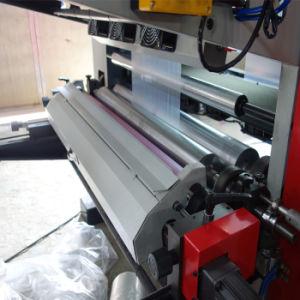 4 цветной печати Flexo машины для пластиковой пленки